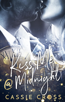 Kiss Me At Midnight - Website Book Slider