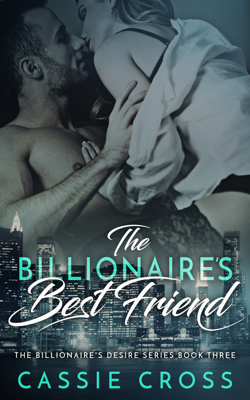 The Billionaire's Best Friend Cover - Website Book Section