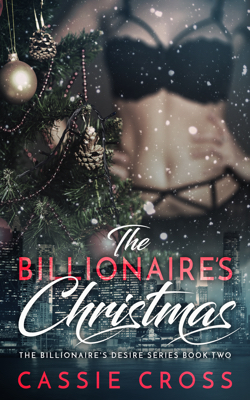 The Billionaire's Christmas Cover - Website Book Section