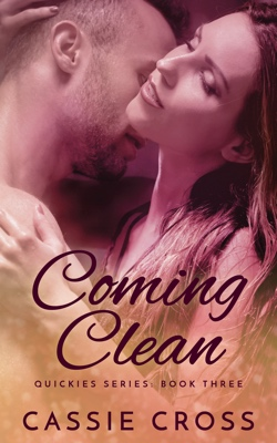 Coming Clean Cover - Website Book Section
