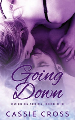 Going Down Cover - Website Book Section