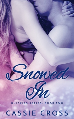 Snowed In Cover - Website Book Section